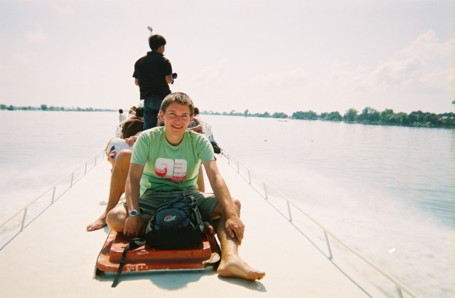 Travelling in style in Cambodia